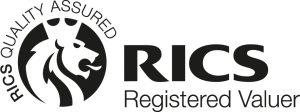 RICS Registered Valuer logo
